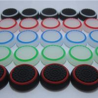 Free shipping Thumbstick cover case cap shell for PS4 Controller 100pcs/lot