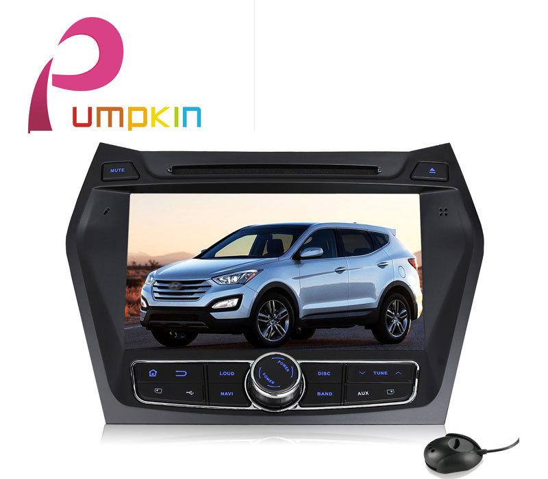 KD 7 8'' 2 Din Android 4.4 Car Audio Radio Head Unit DVD GPS Navigation Stereo Autoradio For Hyundai IX45 DVD Automotivo+Camera(China (Mainland))
