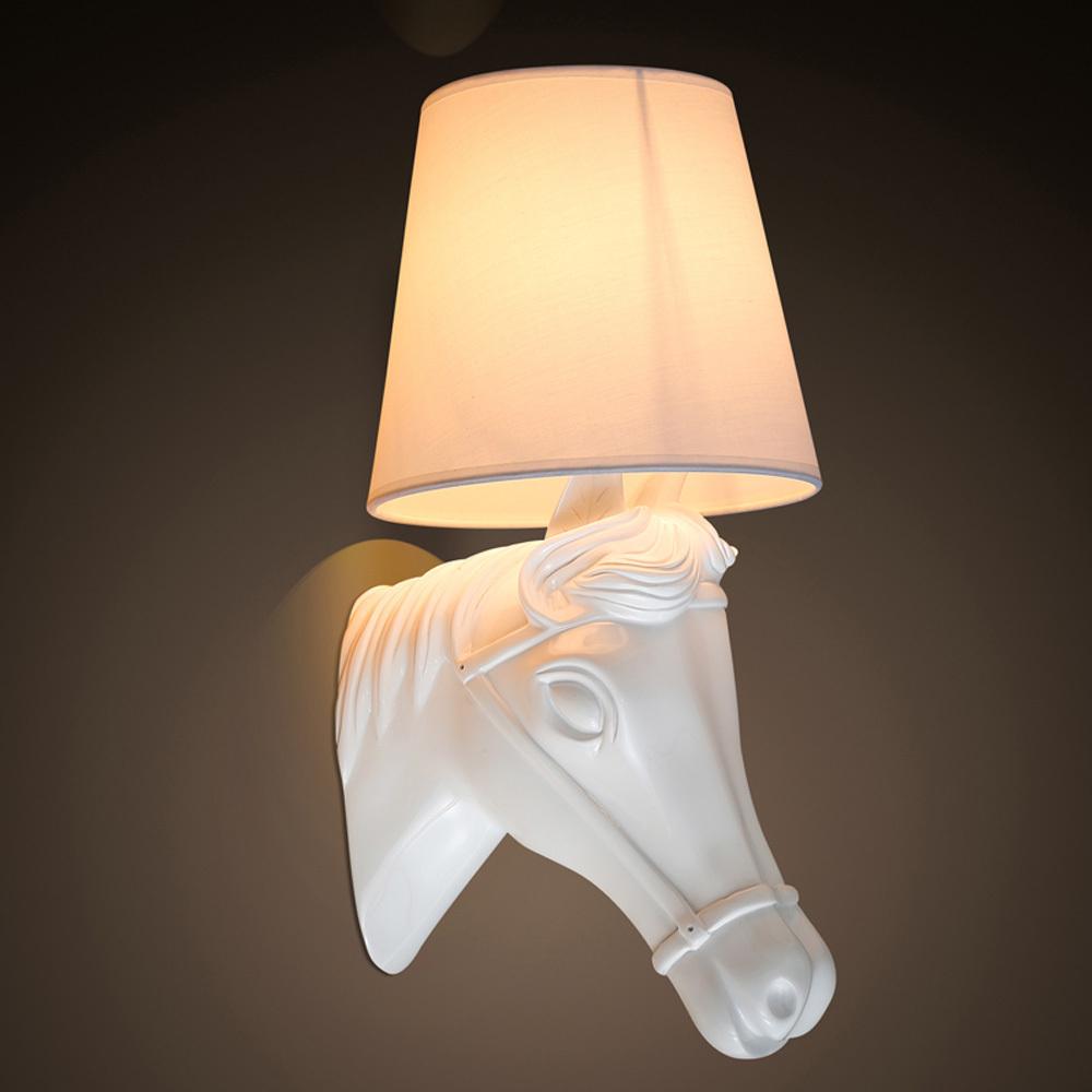 Lampe cheval noir achetez des lots petit prix lampe for Lampe de chevet cheval