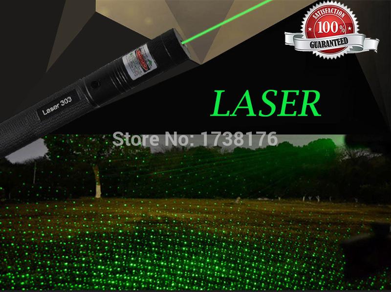hot high powered laser pointer star green laser 303 presenter laserpointer burning lazers Portable green laser presenter10000mw(China (Mainland))