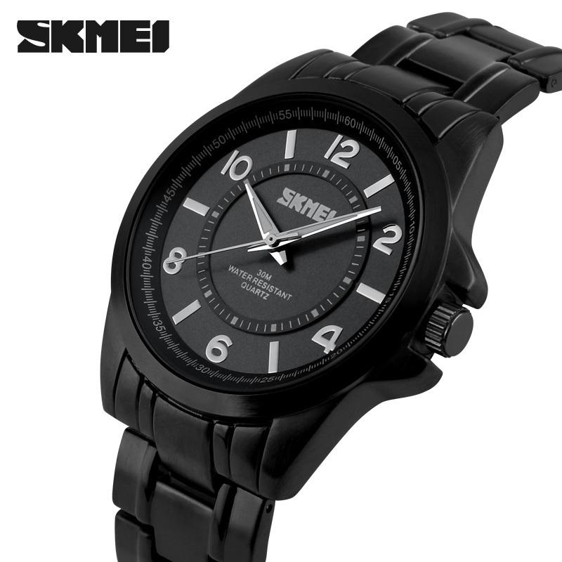 Skmei Relogio Reloj Hombre Full Steel Watch skmei 2015 relogio 0853