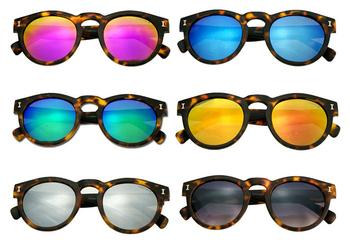2015 бразилия illesteva солнцезащитные очки женщин бренд дизайнер старинные солнечные очки зеркало очки ретро женщин óculos де золь feminino горячая