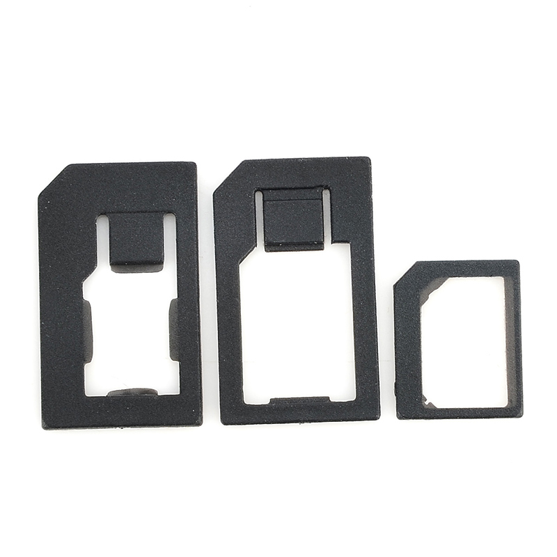 Адаптер для SIM-карты OEM 3pcs/3 1 SIM /SIM /SIM/iPhone 6 SIM Y70 * DA1174 #M5 SIM Card Adapter