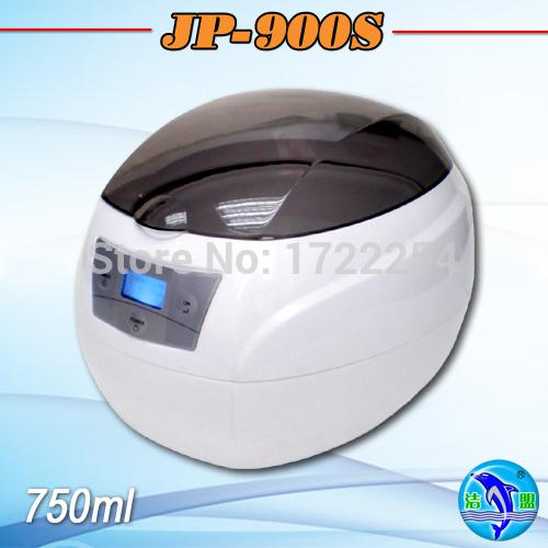 FREE SHIPPING JP-900S Ultrasonic Cleaners High Power Ultrasonic Washing Machine 750ML 50W(China (Mainland))