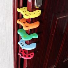 Hot Sale Child kids Baby Animal Cartoon Jammers Stop Door stopper holder lock Safety Guard Finger