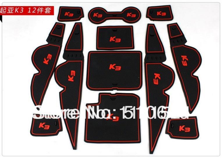 Коврик для приборной панели авто KIA Forte/Cerato/K3 Pad /12 bngy