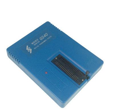 Shipping by DHL 20 pcs GENIUS G540 EPROM MCU GAL PIC USB Universal Programmer(China (Mainland))