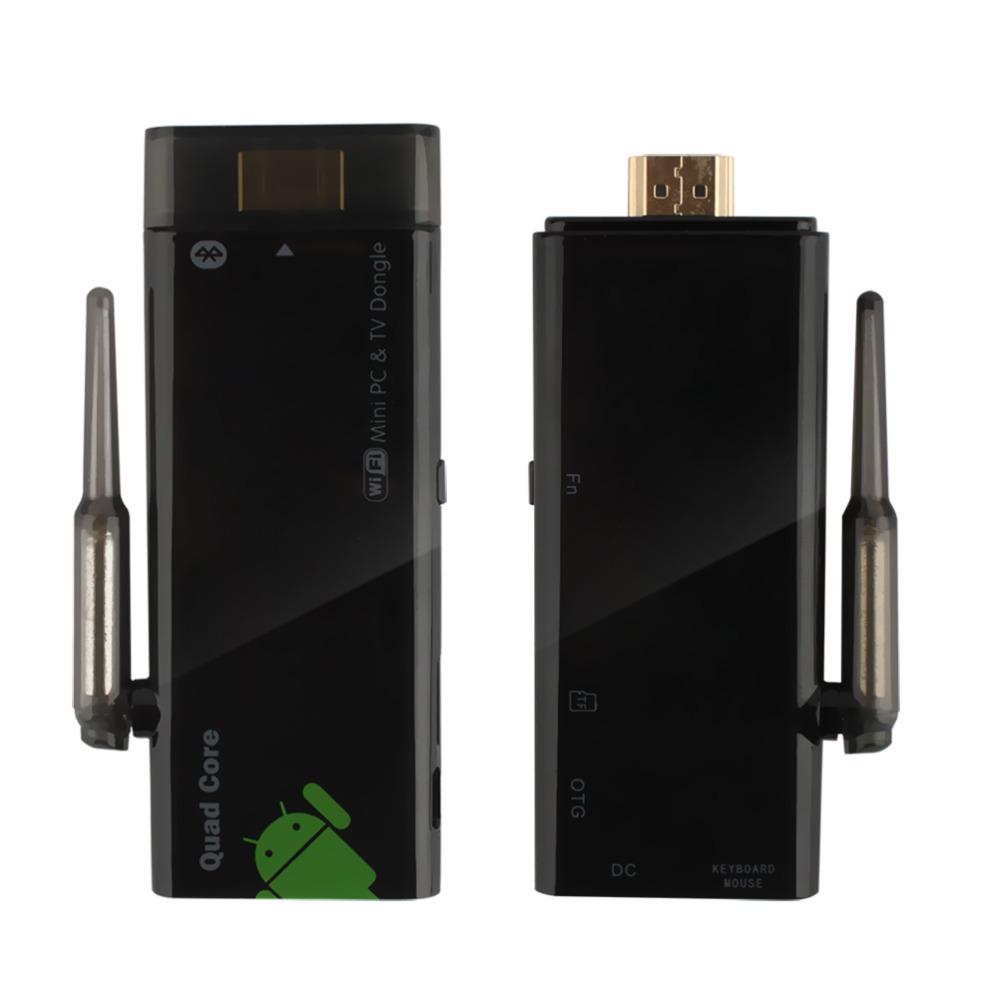 CX929 XBMC TV Dongle Mk808B Android TV Stick Quad Core Amlogic S805 1GB/8GB 1080P DLNA Miracast Airplay Ezcast Smart TV Mini PC(China (Mainland))