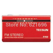 Tecsun R-102 AM / FM stereo radio