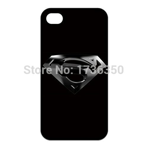 SUUER Superman Logo Custom Cell Phone case for iPhone 4 4s 5 5s 5c 6 plus Samsung galaxy A5 S3 S4 S5 Mini S6 Edeg Note 2 3 4(China (Mainland))