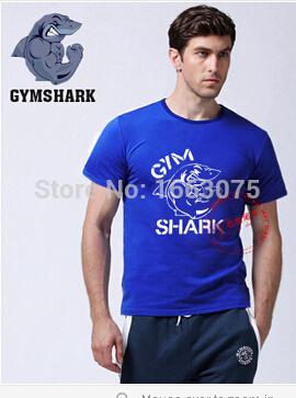 Tendências em 2015 Hot academy Animal print algodão da camisa de fitness golds gym roupas de marca para homens fisiculturismo Muscle Tee XXL grande(China (Mainland))