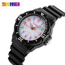 New Skmei Cute Kid Children Watch Fashion Casual Watches Quartz Waterproof Time Clock Hours Wrist Watch