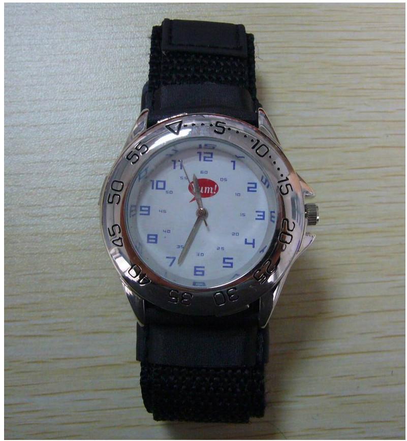 free shipping!Promotional alloy nylon webbing canvas alloy watches, sports style(China (Mainland))