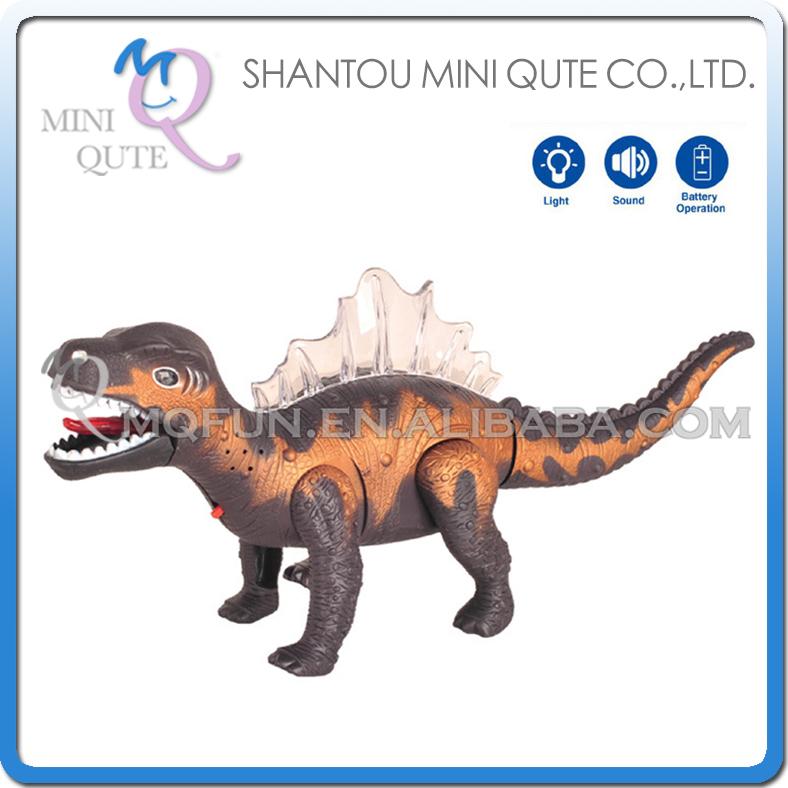 36pcs/lot Mini Qute 40 cm plastic Godzilla Jurassic Park sound flash walk electronic dragon Dinosaur Pterosaur model toy NO.0693(China (Mainland))