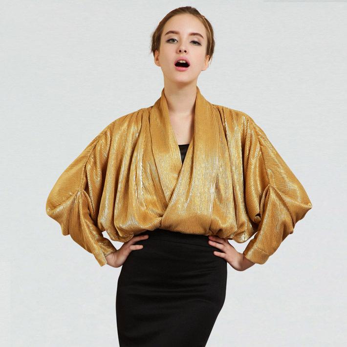 Золотая Блузка Доставка