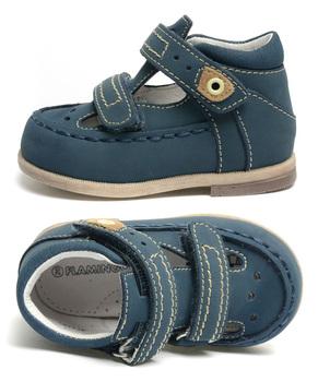 Фламинго дети обувь высокое качество первый шаг из натуральной кожи QT4703