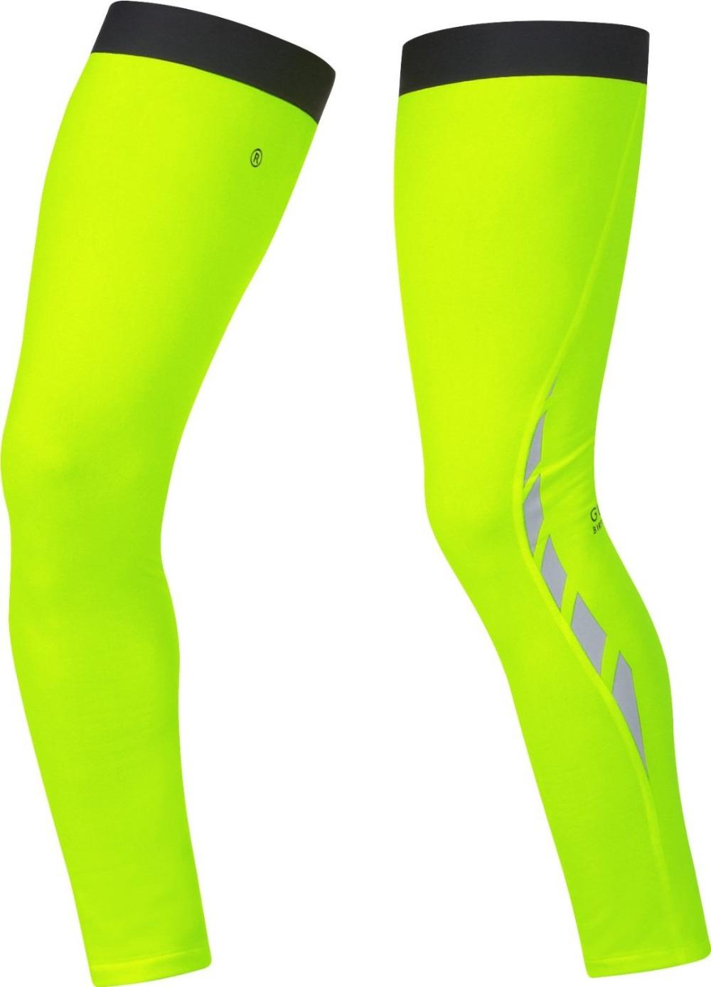 Free shipping Gores Bike Wear Men's Cycling Leg Warmer Cycling Leg Warmer $19.99 for spring $20.99 for winter size:S M L yy010(China (Mainland))