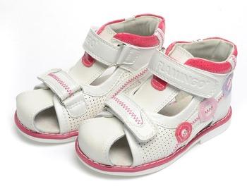 Фламинго дети SANDALIS высокое качество XS5809