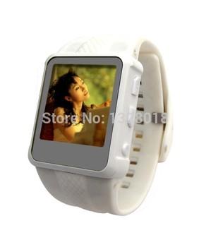 Бесплатная доставка музыка наручные часы спорта MP3 mp4-плеер FM радио музыка часы AD668 2 ГБ новый 2014 бесплатная доставка