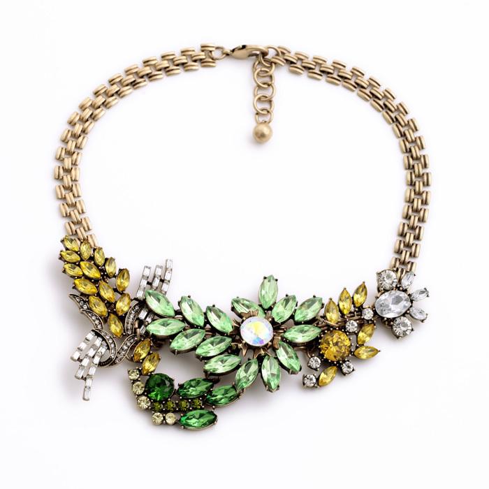 European and American fashion women jewelry industry right luxury jewelry factory direct wholesale asymmetric pendant ne(China (Mainland))