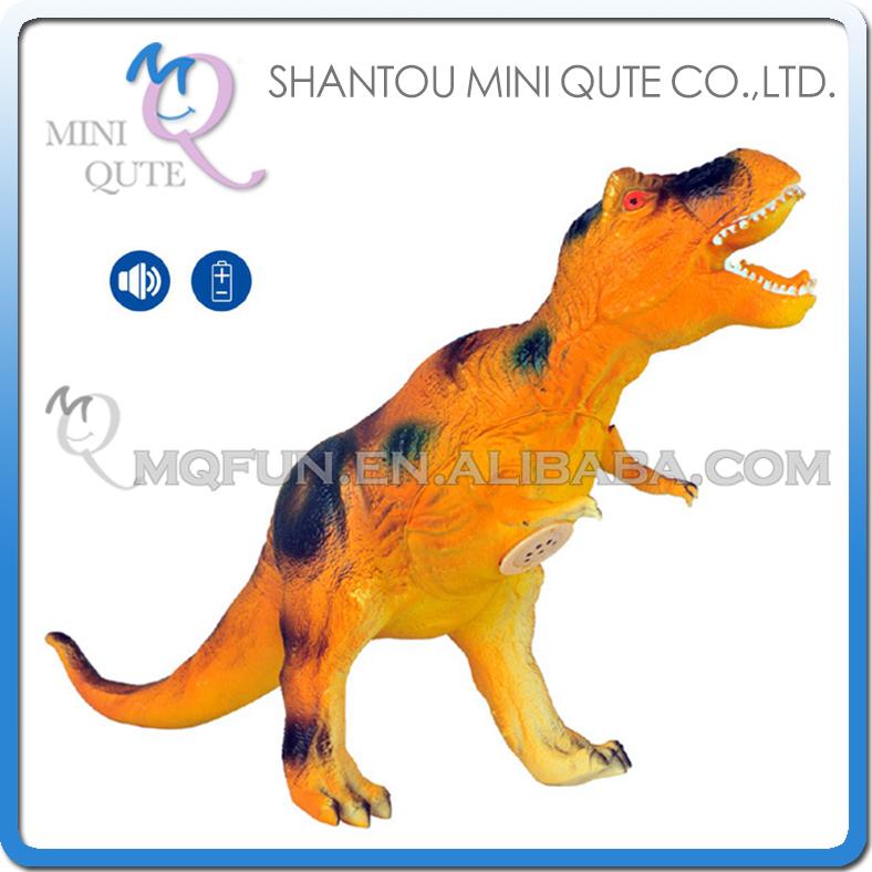 48pcs/lot Mini Qute 43 cm plastic kids Godzilla Jurassic Park robot pet animal sound electronic dragon Dinosaur model toy NO.001(China (Mainland))