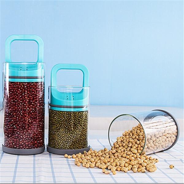 Caixa de armazenamento de 15 * 9.5 cm Pull out de vidro a vácuo fechado Crisper Food grade ABS caixa de armazenamento de resistir a altas temperaturas grátis frete Q-127 pequeno(China (Mainland))