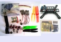 the new Original EMAX Nighthawk though FPV drones mini 250 quadcopter frame kit+motor+FC+ESC Unassembled
