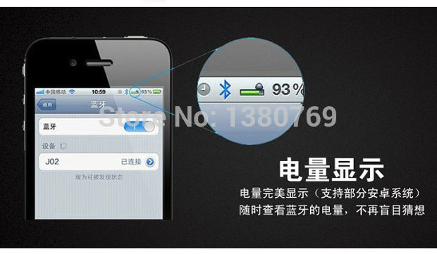 stereo bluetooth earphone Thanks smallest phone Shipping from shenzhen to USA(China (Mainland))