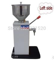 Manual paste  filling machine liquid filling machine cream fill machine 0 - 50ml