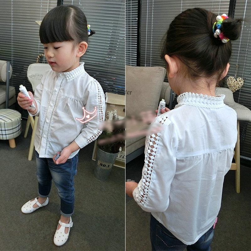 Блузка для девочек 2015