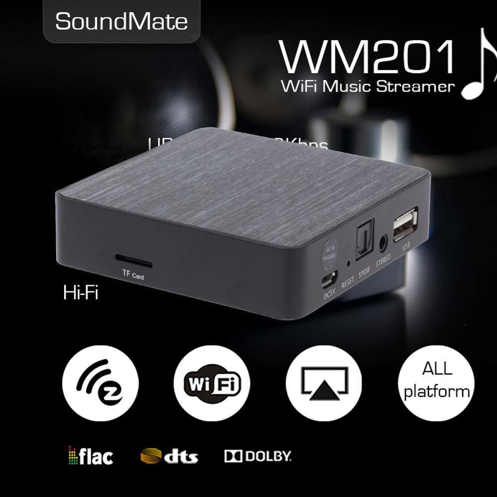 Электроника Lemon Wifi iOS Android Windows Mac USB SD SoundMate WM201 D-0236 детская игрушка new wifi ios