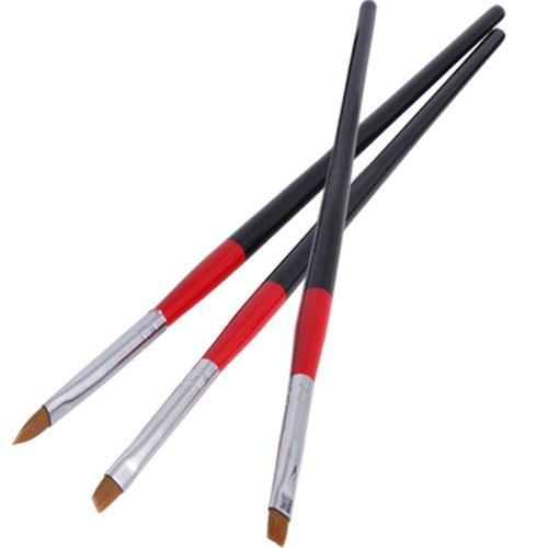 купить Кисточка для ногтей IMC Aliexpress 3 x SZGH-CNIM-I016969 по цене 350 рублей