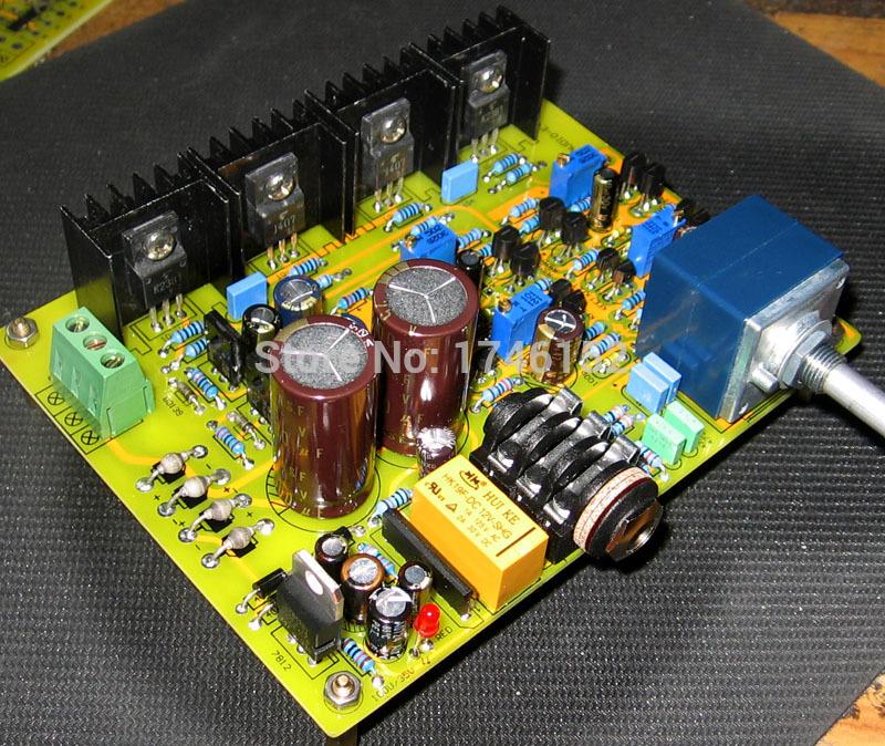 Усилитель для наушников OEM 4 FET MOS 2SK246 103 WLX E4 [vk] aqs221r2sz photomos mos fet relay relays