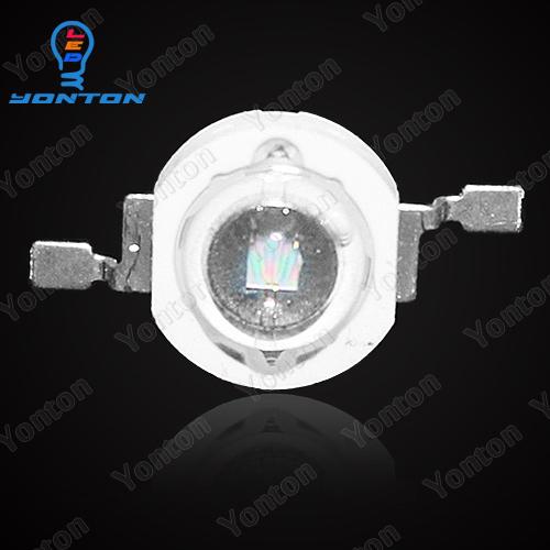 3w 5w 390-395nm high power uv led chip(China (Mainland))