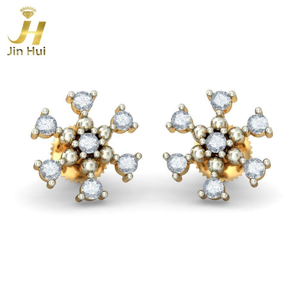 Jinhui Avanti 18K 750 0,252 CT JH-BS4564 jinhui dhwani 18k 750 0 08 jh bs4576