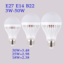 B22 LED bulb lamp bulbs led lights E27  e14 3W 5W 6W 9W 12W 15w 18w 25w 30w 40w 5730SMD Cold white/warm white AC220V 230V 240V(China (Mainland))