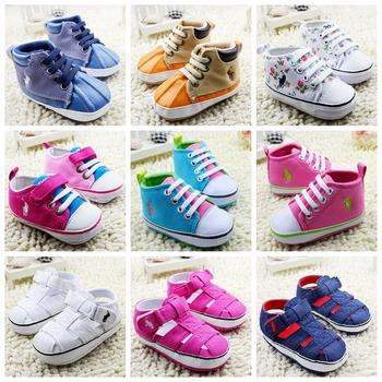 2015 новое поступление детская обувь первые ходоки для новорожденных мальчиков девочек детей малыша дети обувь сандалии 3 размер горячая распродажа
