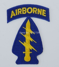 US SPECIAL FORCE AIRBORNE DELTA PATCH-1702