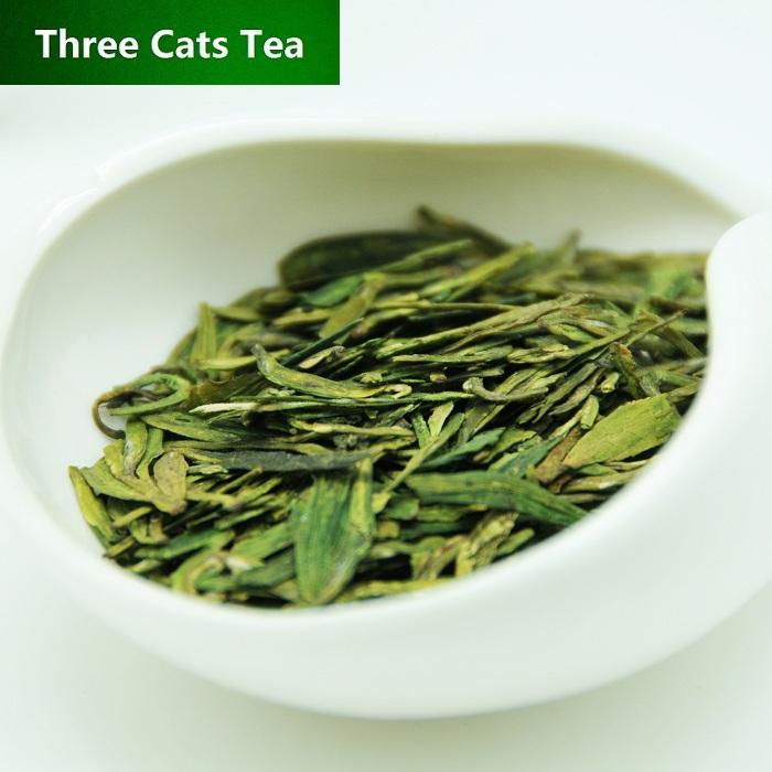 Зелёный чай для гипертоника