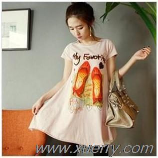 Женская футболка для беременных t t t t #464 женская футболка hic t hic 9153