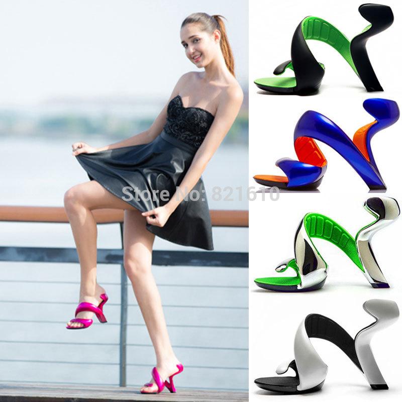 Strange Shoes For Sale Made Women Shoes Strange