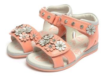 Фламинго дети обувь высокое качество сандалии QS5719