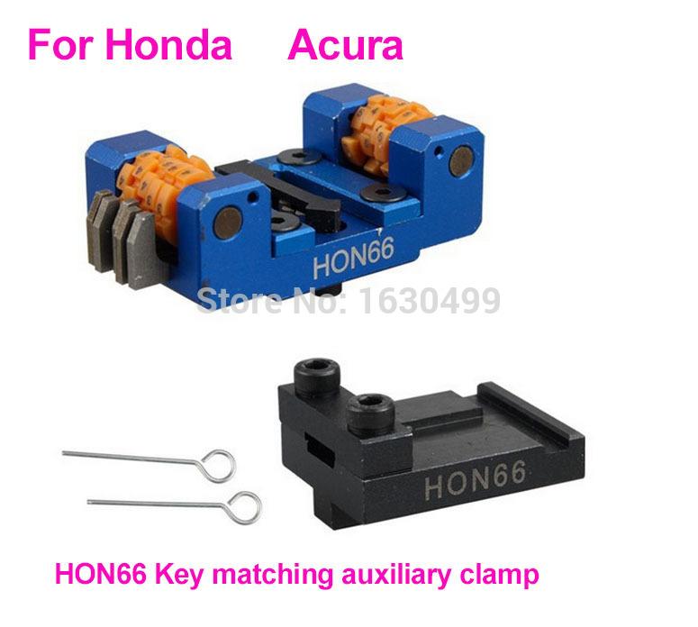 Nouveau gros HON66 manuel Machine à tailler les clés, Livraison gratuite(China (Mainland))