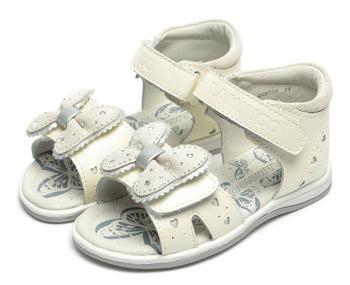 Фламинго дети обувь высокое качество натуральная кожа сандалии QS5738