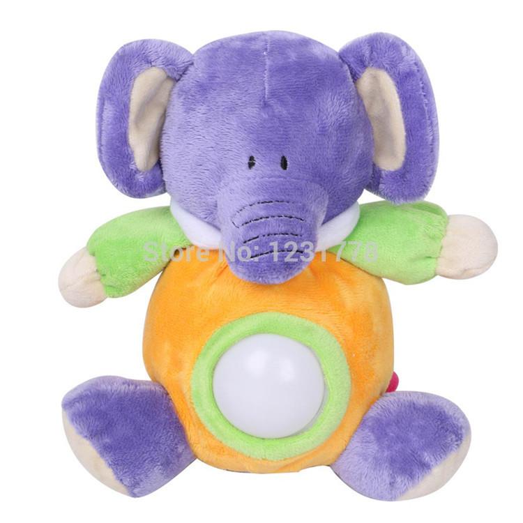 high quality 2015 new arrival baby toy kids toys plush toys Baby sleep night light energy saving lamp free shipping(China (Mainland))