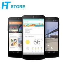 Original Unlocked LG Nexus 5 D820 GSM 3G 4G Android WIFI GPS 4.95 inch 8MP camera 16GB Quad core Mobile phone Refurbished