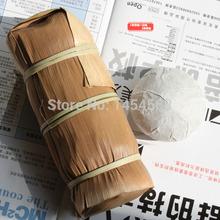 2011 Yunnan Pu'er tea health tea 100g raw tea tree trees bowel Pu'er tea 5 bowl a piece bamboo shell packaging