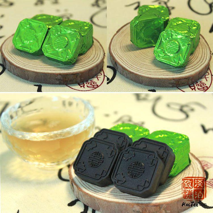 5 pcs Sheng Resin Puer Tea Cream Pu er Resin chinese tea Pu er chagao lose