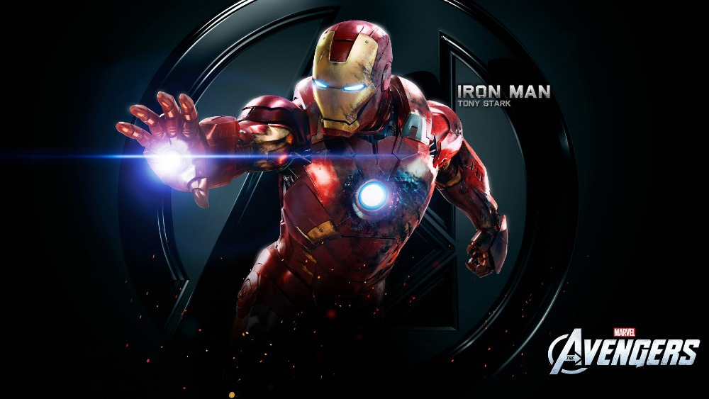 Iron Man Comic Art Wallpaper Iron Man Comics Wallpaper