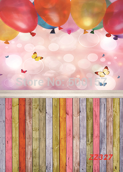 new arrivals! 2015 Retro wood flower vinyl photography Backdrop Background studio prop 5x7ft Free Shipping ZZ327(China (Mainland))